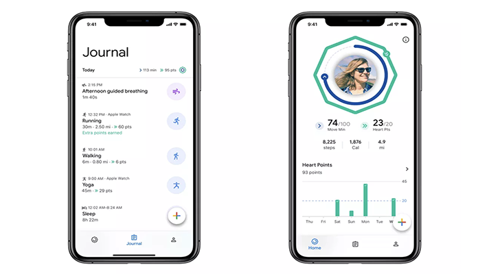 Google Fit comes to iPhones as standalone app | MobiHealthNews