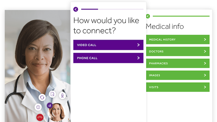 Teladoc Health's new features take existing clinical workflows virtual