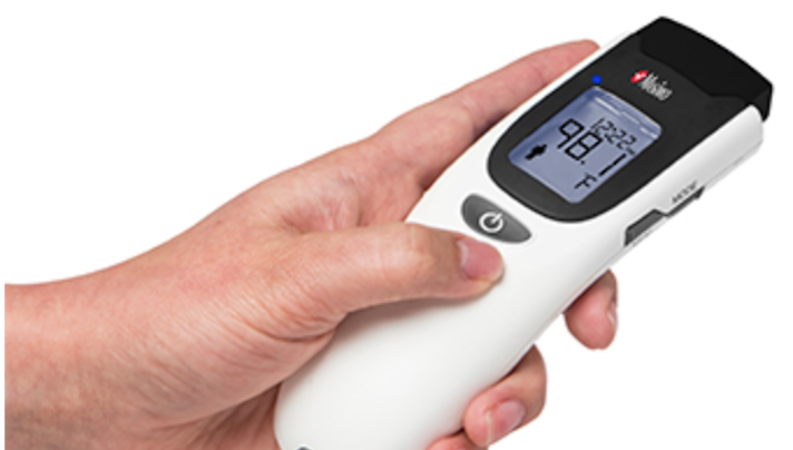 Masimo, Thermomedics team up to launch Bluetooth, contactless thermometer