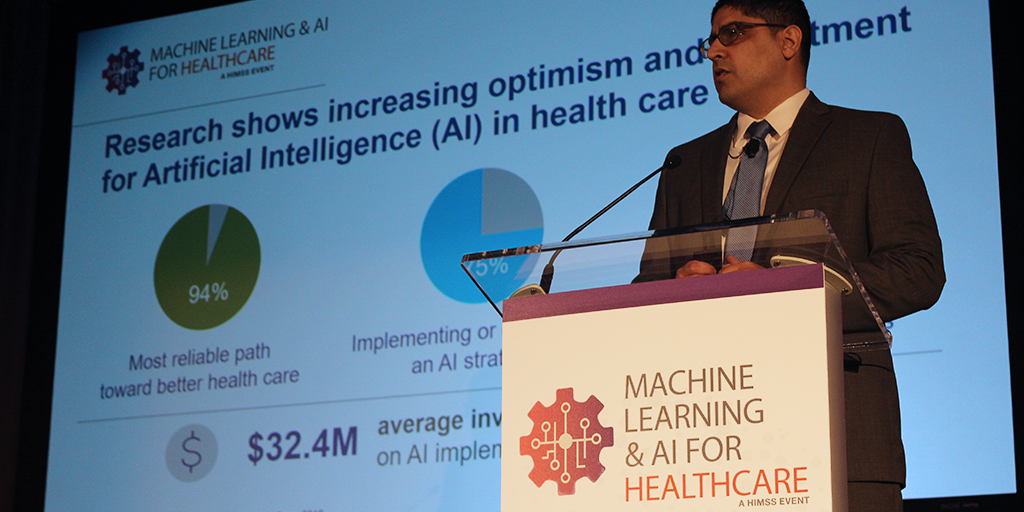 Call for Proposals: HIMSS Machine Learning & AI Event