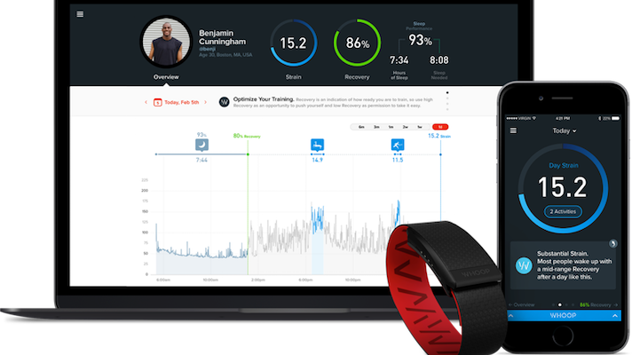 Olympians turn to wearables, virtual reality and other digital health tools for an edge in Rio