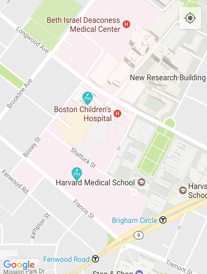 Discover insights about 1 employee at Boston Children's Hospital