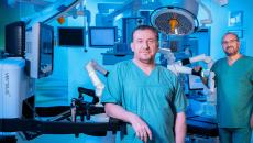 Robotics, Klinikum Chemnitz, laparoscopic surgery