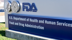 FDA sign outside