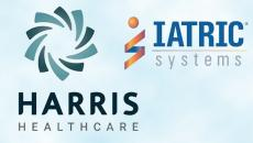 Harris Healthcare, Iatric Systems logos