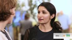 Indu Subaiya, co-founder of Health 2.0 talks about start-up community and European hospital IT leaders at HIMSS Europe