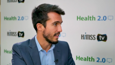 Iomed Medical Solution CEO Javier de Oca talks to HIMSS TV