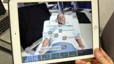 Augmented reality using KARE
