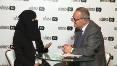 Manal Almalki talks to HIMSS TV