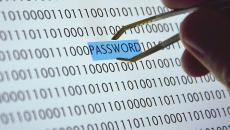 Password hack illustration.