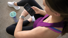 Garmin adds pregnancy tracking capabilities to smartwatches.