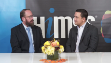 Stephen Konya talks to Tom Sullivan and HIMSS TV