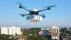 NHS drones