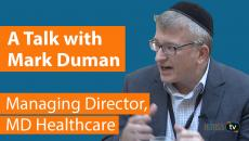 Mark Duman, managing director of MD Healthcare Consultants.