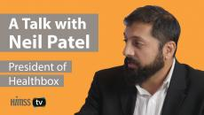 Neil Patel, president of Healthbox