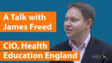 James Freed, CIO, Health Education England