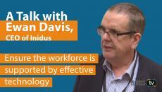 Ewan Davis, CEO, Inidus