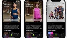 Apple Fitness+ new workout sections