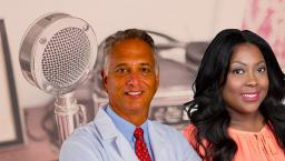 Dr. Anthony Orsini and Dr. Tanganyika Barnes
