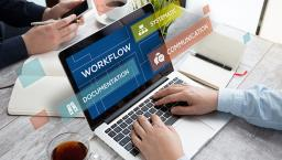 workflow documentation concept image