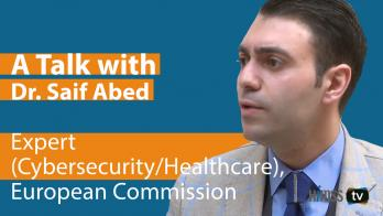 Dr. Saif Abed, European Commission's healthcare cybersecurity expert