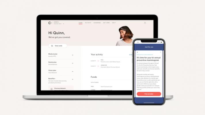 Collective Health platform
