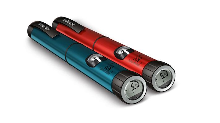 Novo Nordisk insulin pens