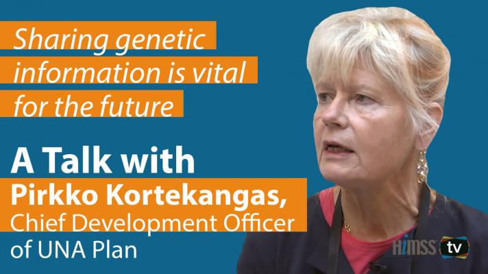 Pirkko Kortekangas, Chief Development Officer at UNA Plan