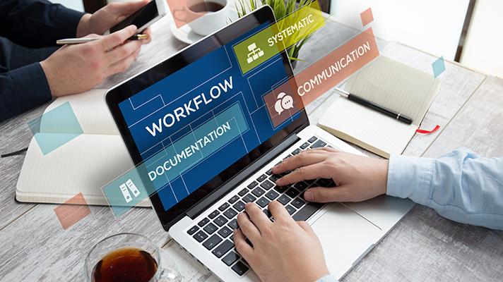 workflow documentation concept image