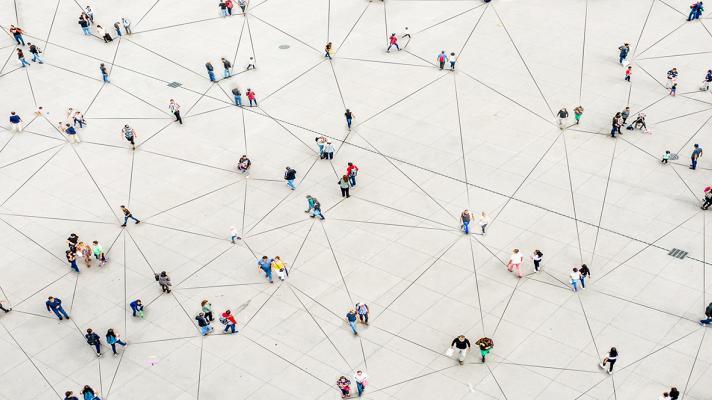 Population illustration