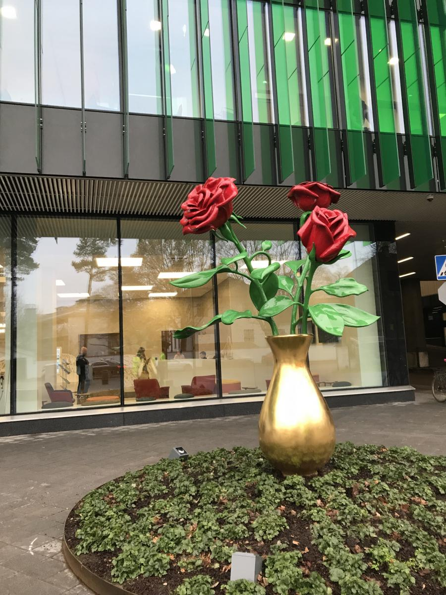 Helsinki's brand new children's hospital is a case study in patient