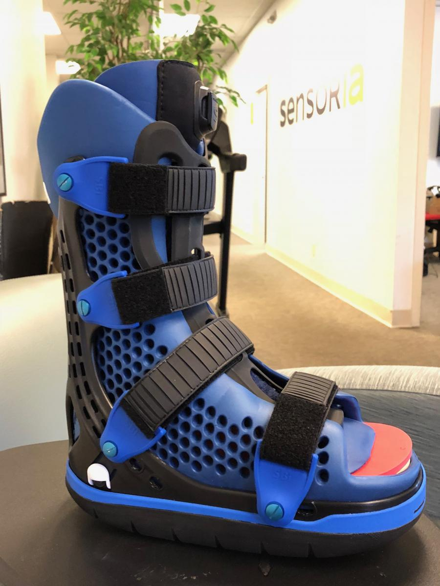 Mobile textile company Sensoria Health (an independent strategic partnership between Sensoria Fitness and Genesis Rehab Services) and diabetic mobility ...