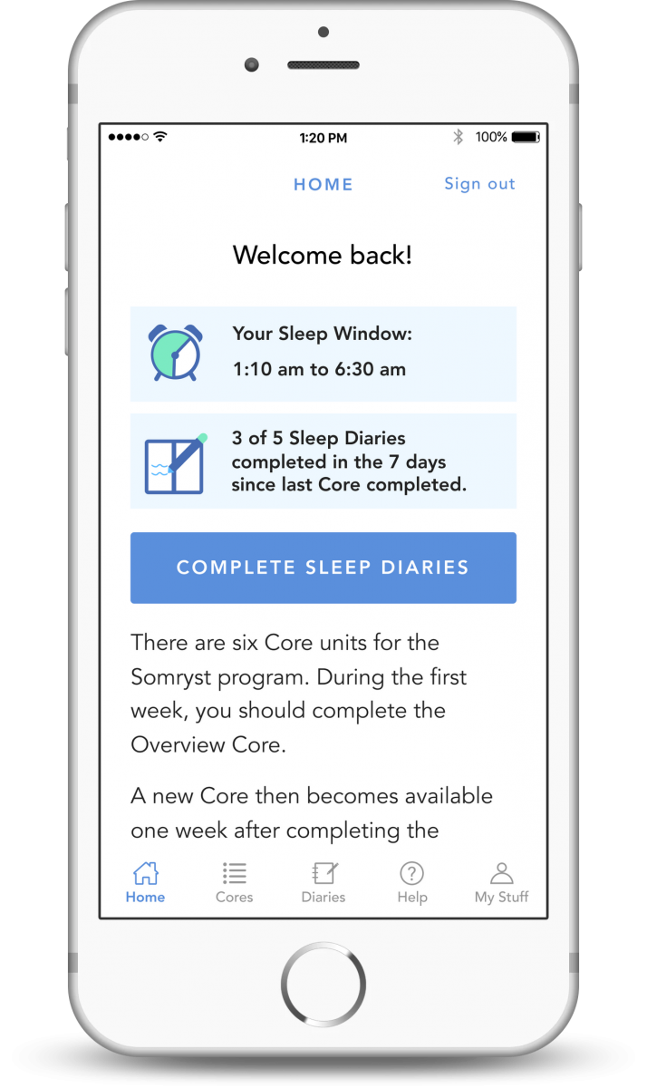 Pear Therapeutics' digital insomnia therapeutic will put