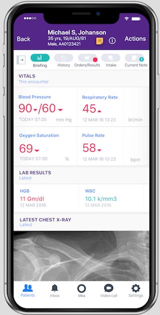 Athenahealth Reveals Mobile App Epocrates Connect For Ehr
