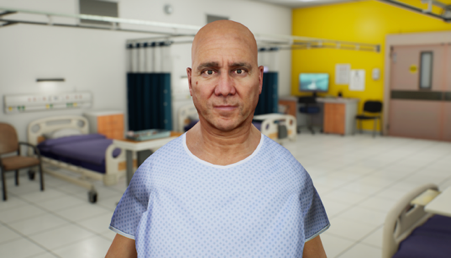 """New AI """"virtual patient"""" technology to aid NHS medical training    MobiHealthNews"""