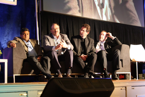 Physician's Plenary at Health 2.0