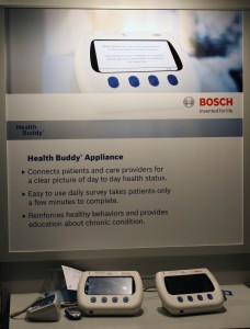 Health Buddy now Bosch