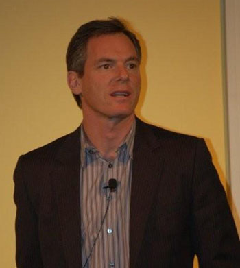 Qualcomm CEO Paul Jacobs