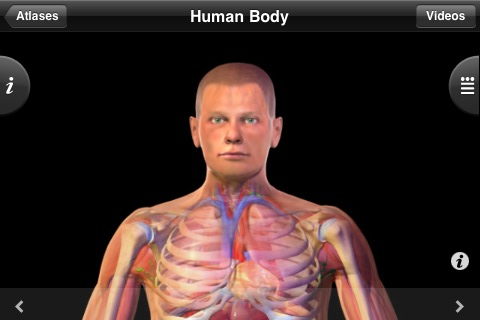 Blausen Human Atlas Screenshot 1