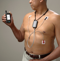 CardioNet patient monitor