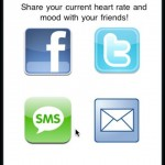 Beating Heart concept app