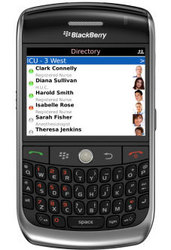 Voalte BlackBerry
