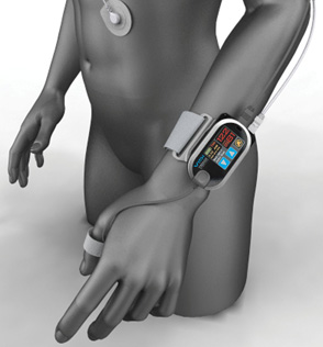 vital sign machine portable