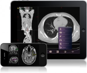 MIMViewer iPad medical apps