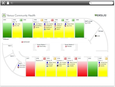 iphone ipad app links rtls tracking clinical systems mobihealthnews