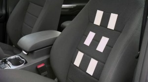 Ford Heart Rate Monitoring Seats