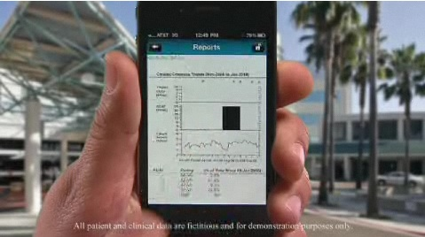 Medtronic CareLink Mobile Application