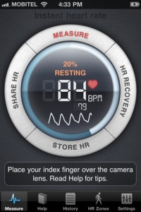 Azumio Instant Heart Rate