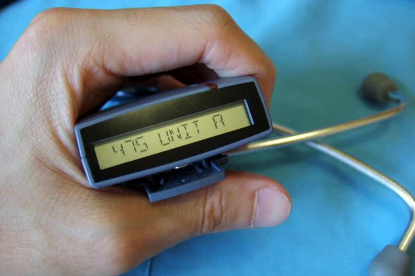 why doctors pagers still trump smartphones mobihealthnews