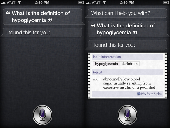 Siri: iPhone's new personal health assistant?   MobiHealthNews